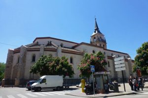 Catedral Magistral de los Santos Niños Justo y Pastor en Alcalá de Henares