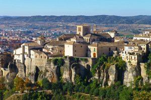 Catedral de Santa María y San Julián en Cuenca, una joya del gótico en España