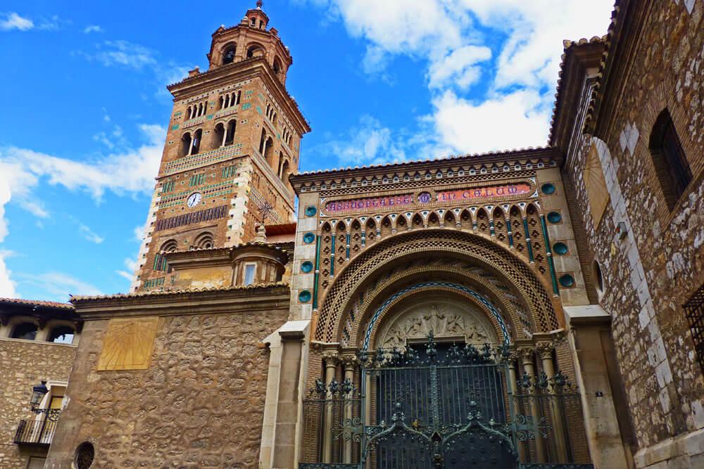 Catedral de Teruel o Catedral de Santa María de Mediavilla