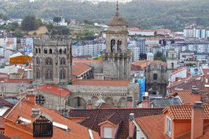 Catedral de Orense, una joya de estilo románico