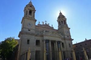 Catedral de Pamplona, el monumento religioso más importante de la ciudad