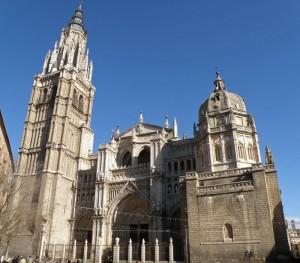 Catedral Primada de Toledo, el principal monumento religioso de la ciudad