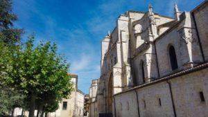Catedral de San Antolín, en su interior hay restos visigodos