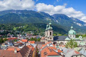 Catedral de San Jacobo en Innsbruck