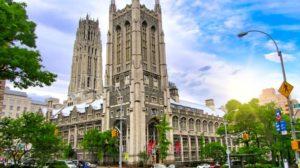 Catedral de San Juan el Divino en Nueva York