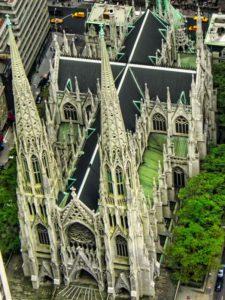 Catedral de San Patricio, la más famosa de las iglesias de Nueva York