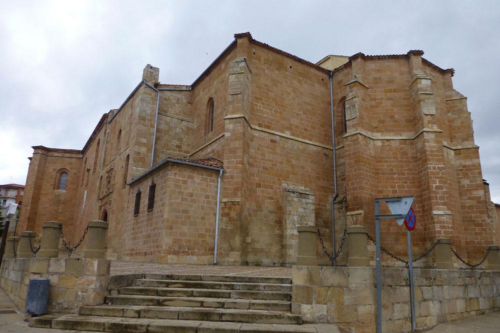 Ábside de la Catedral de Soria