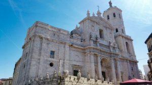 Catedral de Valladolid, conocida como La Inconclusa