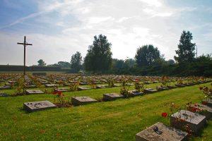 Cementerio del Campo de Concentración de Terezín