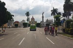 Capilla Central del Cementerio de Colón en La Habana