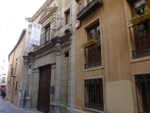 Centro Didáctico de la Judería, antigua Casa de Abraham Seneor