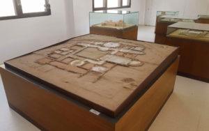 Centro de Interpretación en el Parque Arqueológico de Carranque