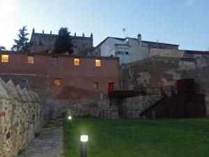 Centro de Interpretación de la Torre de los Pozos en Cáceres, museos de Cáceres