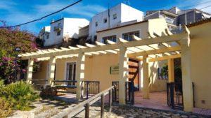 Centro de Visitantes Los Yesares en Sorbas