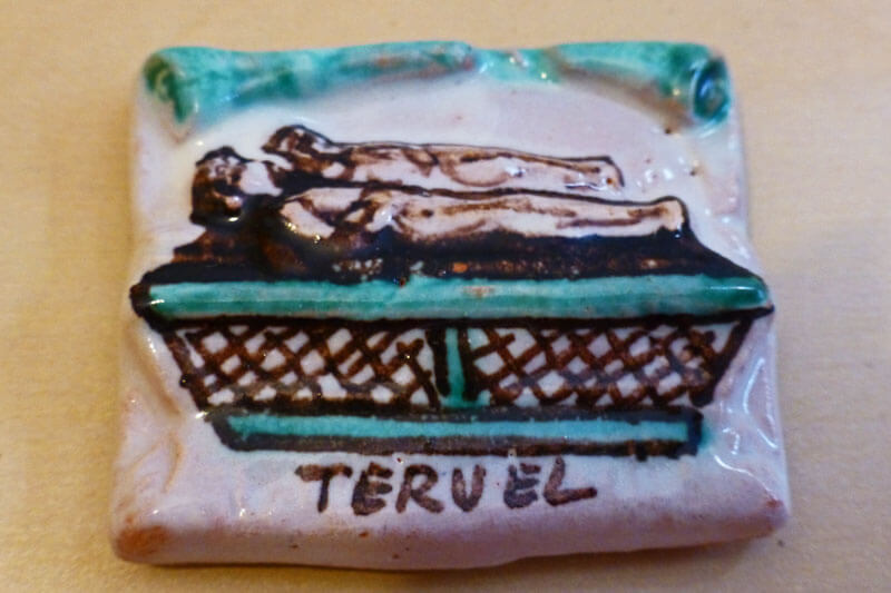 Qué comprar en Teruel, productos típicos, recuerdos y souvenirs