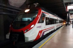 Tren de cercanías de Madrid