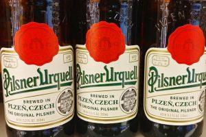 Pilsner Urquell, la marca de cerveza más consumida de la República Checa