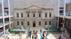 Charles Engelhard Court en el Museo Metropolitano de Arte de Nueva York