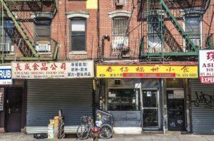 Chinatown de Nueva York