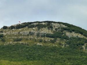 Cumbre del Monte Buciero en Santoña