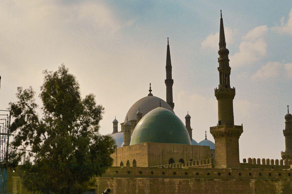 Medios de transporte para moverse por El Cairo