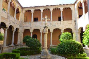 Claustro de la Catedral de Orihuela