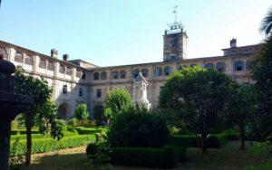 Claustro Grande del Monasterio de San Julián