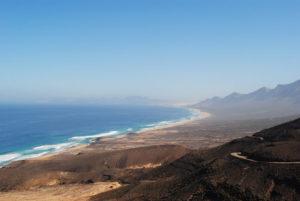 Cofete, una de las playas más espectaculares de Fuerteventura