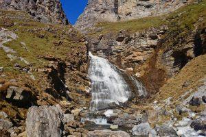 Cola de Caballo, la excursión más popular en el Parque Nacional de Ordesa y Monte Perdido