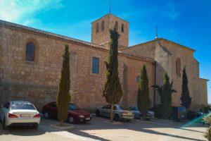 Colegiata de San Bartolomé, principal edificio religioso de Belmonte