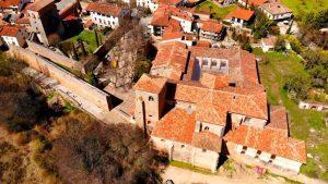 Conjunto monumental de la Colegiata de San Cosme y San Damián