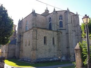 Santa Iglesia Colegiata de Santa María de Cluny o Cluniaco en Villafranca del Bierzo