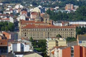 Colegio de Nuestra Señora de La Antigua, conocido como El Escorial de Galicia