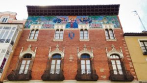Colegio de Villandrando, una joya de la arquitectura civil de Palencia