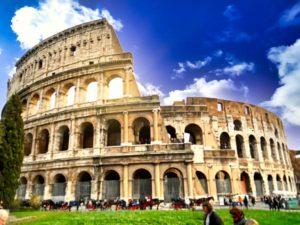 Coliseo Romano, la construcción más famosa de la Antigua Roma