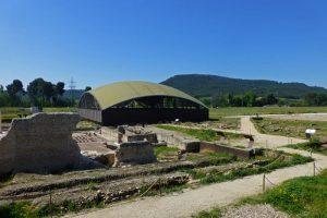 Ruinas de la Ciudad Romana de Complutum