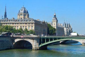La Conciergerie, uno de los edificios civiles más interesantes de París