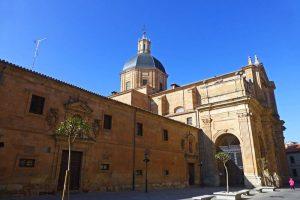Convento de las Agustinas, anexo a la Iglesia de Purísima