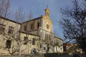 Convento de las Carmelitas de la Caridad en Torrelaguna