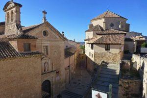 Convento de las Carmelitas Descalzas en Cuenca
