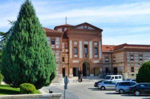 Convento de las Carmelitas Descalzas en el Cerro de los Ángeles