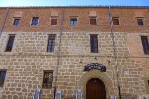 Antiguo Convento de las Concepcionistas en Oropesa