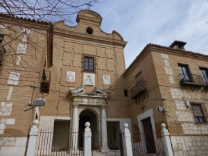 Convento de la Encarnación del Divino Verbo en Colmenar de Oreja