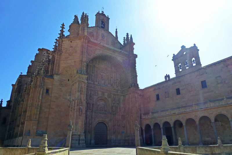 Edificios religiosos de Salamanca