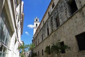 Iglesia y Convento de San Francisco de Asís en La Habana