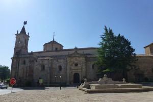 Convento de San Francisco en Molina de Aragón