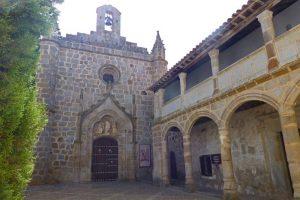 Convento de Santa Clara de la Columna en Belalcázar, uno de los conjuntos monacales más importantes de Córdoba