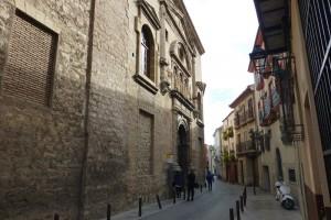 Real Convento de Santo Domingo, actual Archivo Histórico Provincial de Jaén