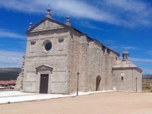 Convento de Santo Domingo y San Pablo en Las Navas del Marqués