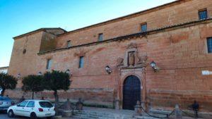 Convento de Santo Domingo, uno de los edificios religiosos más importantes